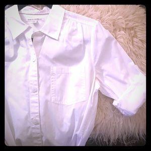 White Collar Shirt 💕